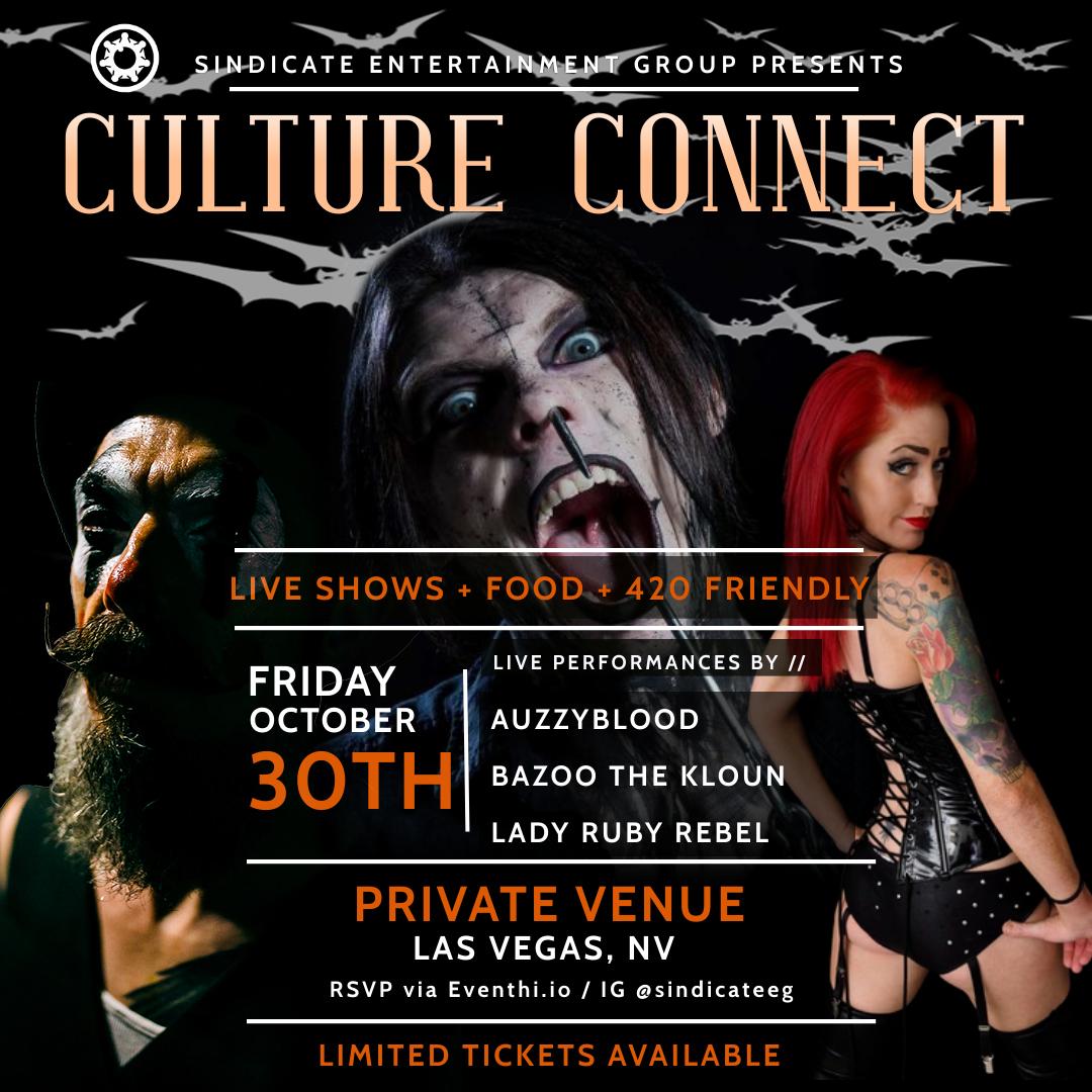 Culture Connect: Las Vegas
