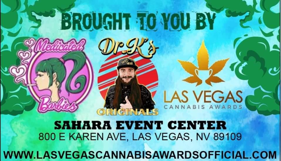 Las Vegas Cannabis Awards 7-10-2021