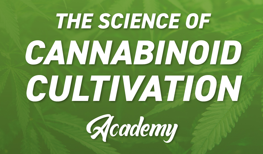 Science of Cannabinoid Cultivation Academy, Part 2