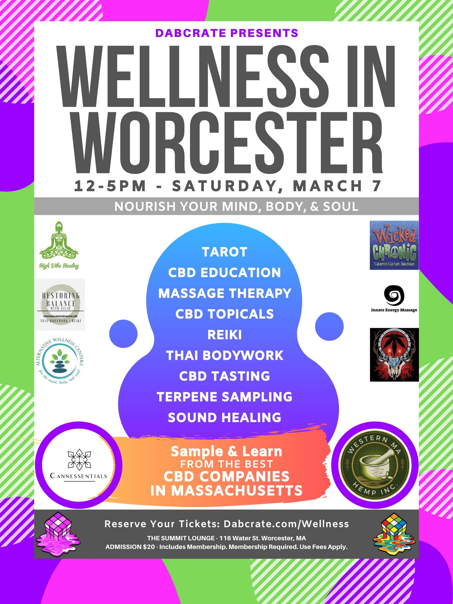 WELLNESS in WORCESTER!