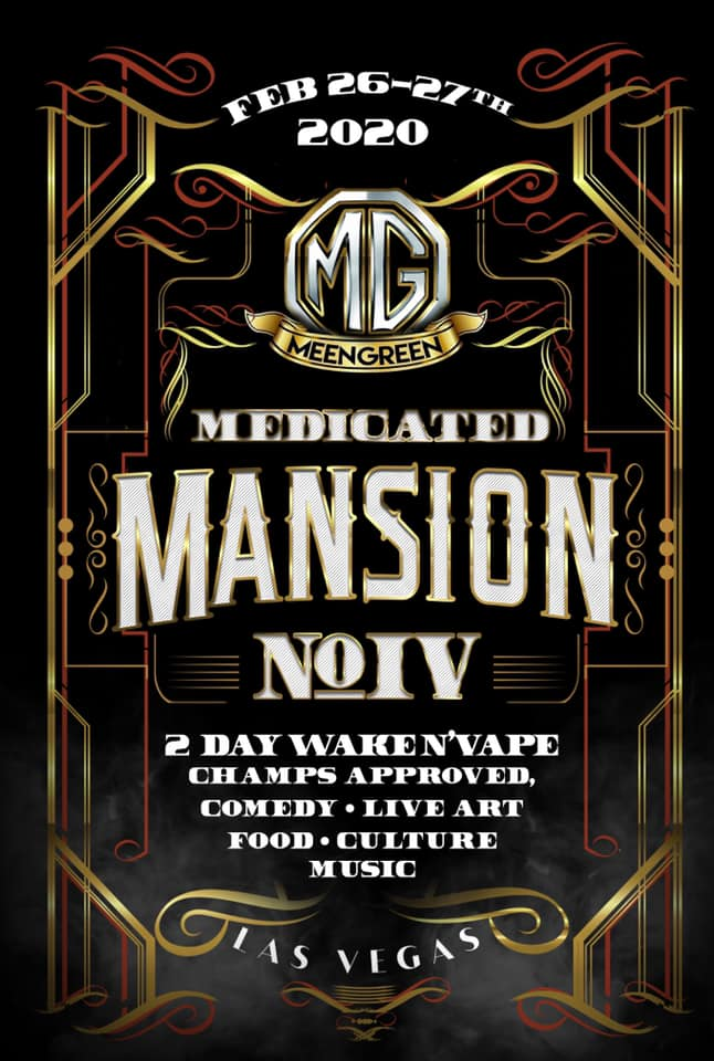 Meen Green's Medicated Mansion IV