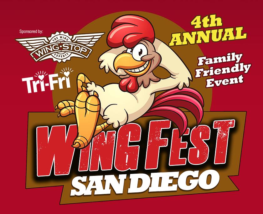 Wing Fest San Diego 4th Annual