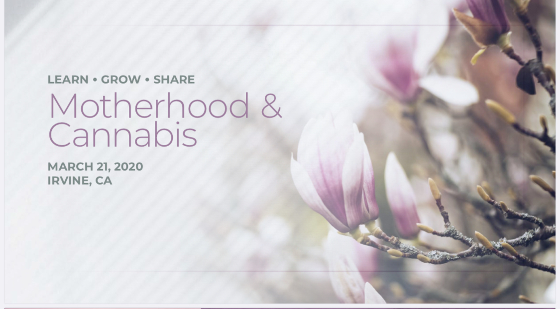 Motherhood & Cannabis