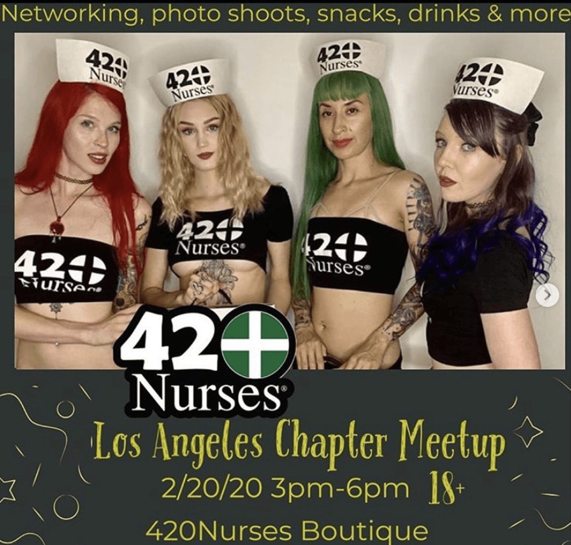 420Networking MEET UP