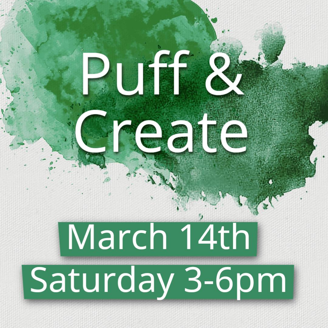 Puff & Create