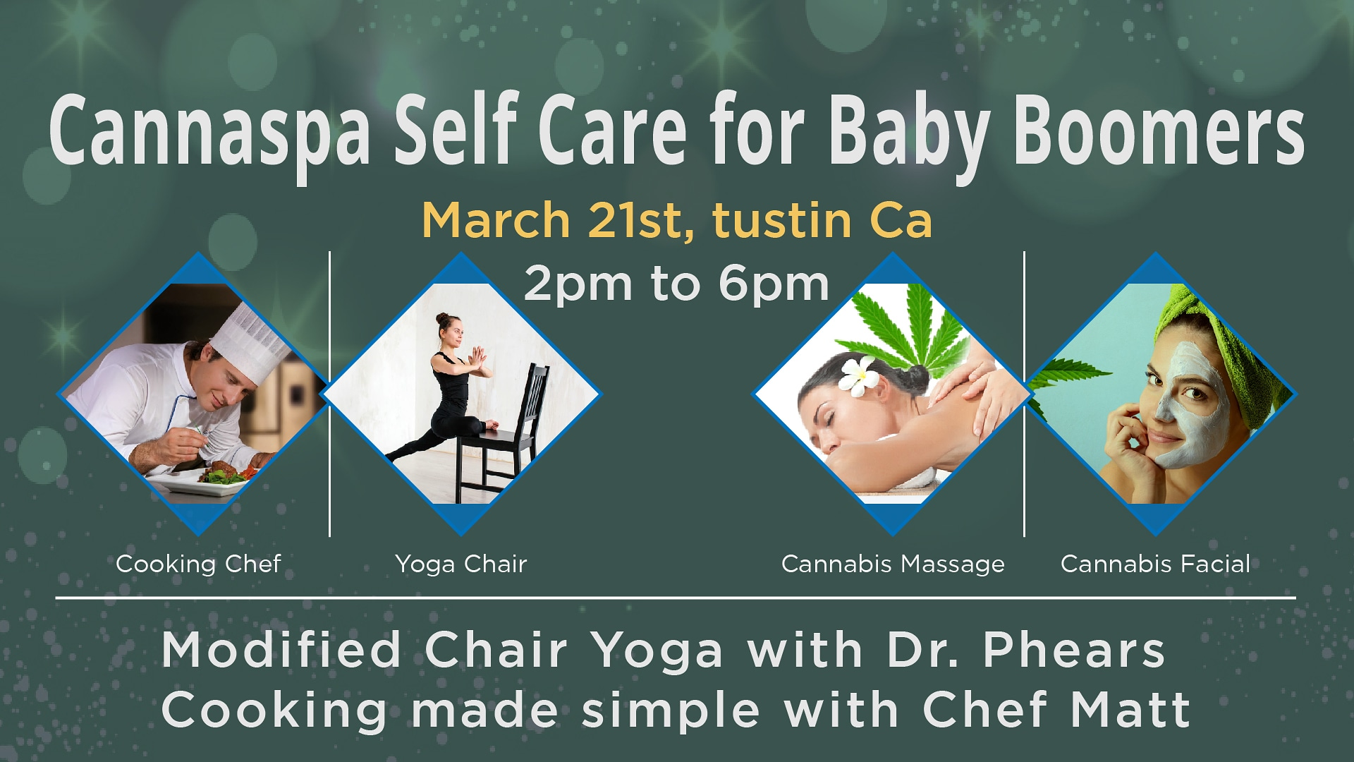 Cannaspa Self Care for Baby Boomers
