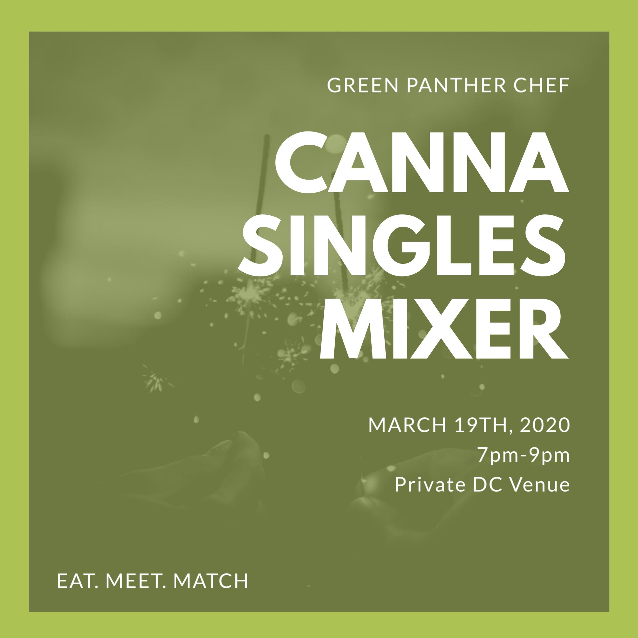DMV Canna Singles Mixer