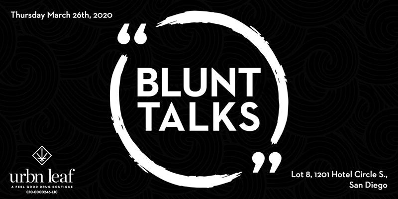 Blunt Talks San Diego