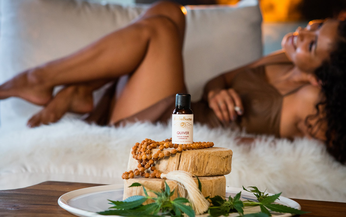 HerbaBuena Valentines Social Club: Cannabis & Sensuality Workshop