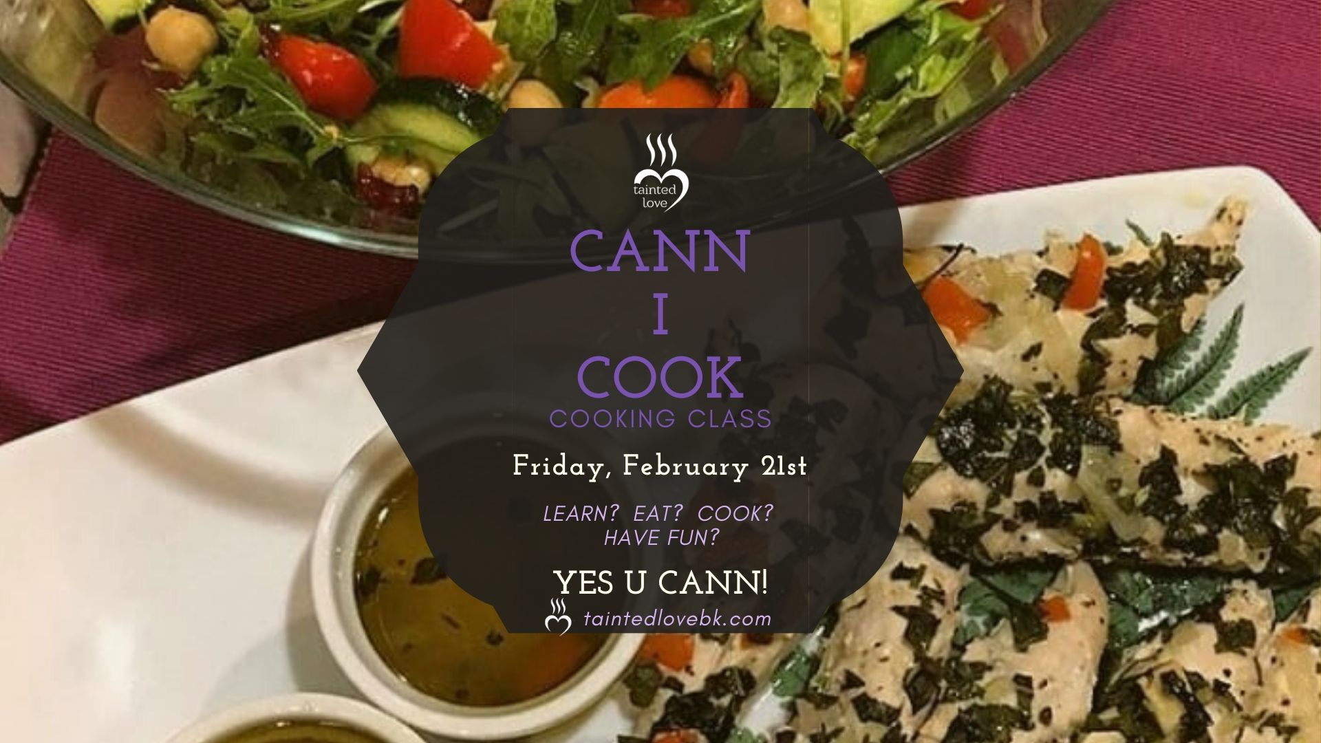 Cann-I Cook Intro Class February