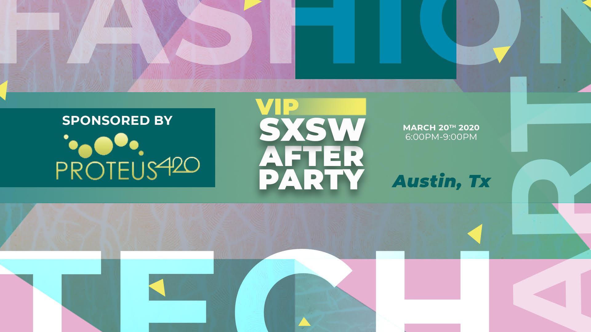 SXSW VIP After Party + Workshop