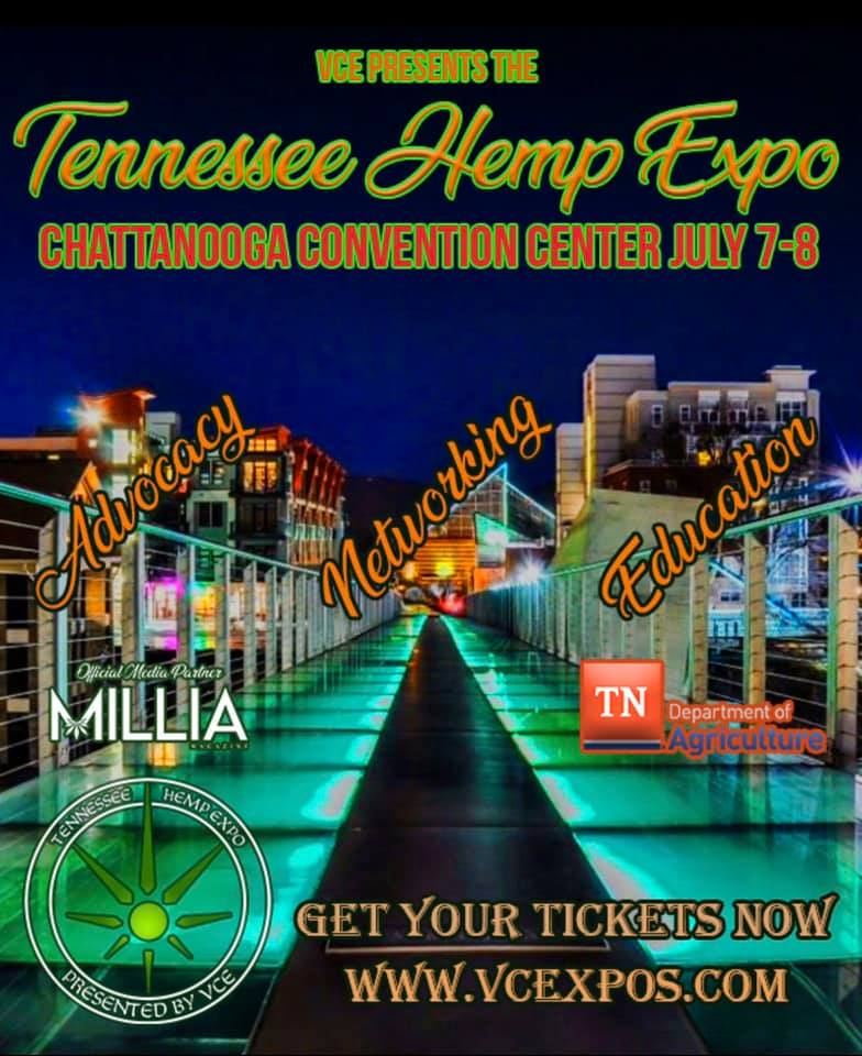 Chattanooga Tennessee Hemp Expo