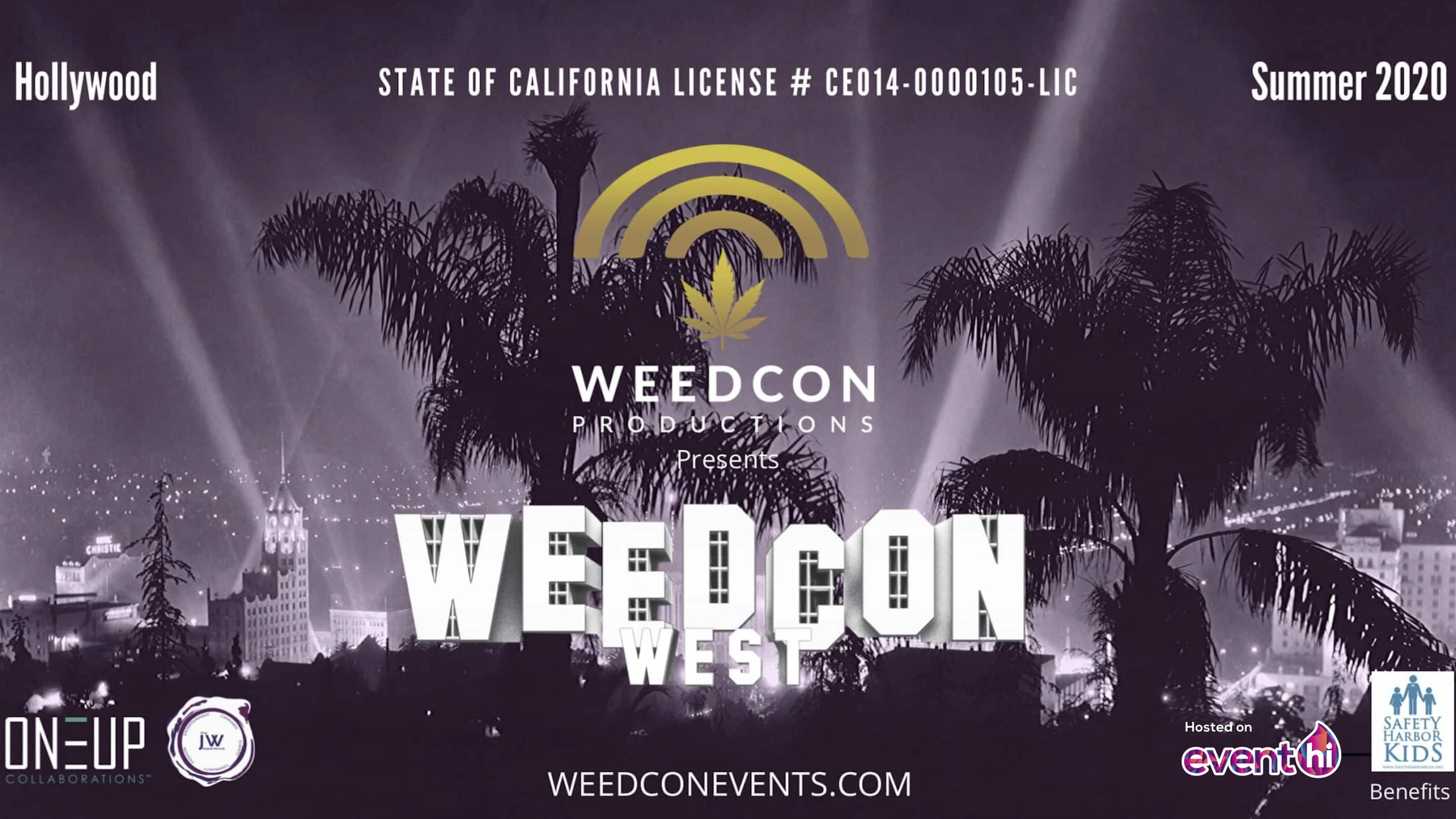 The 420 WEEDCon CUP Finals