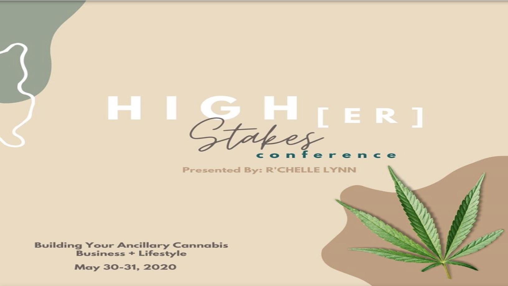 Higher[er] Stakes Digital Conference