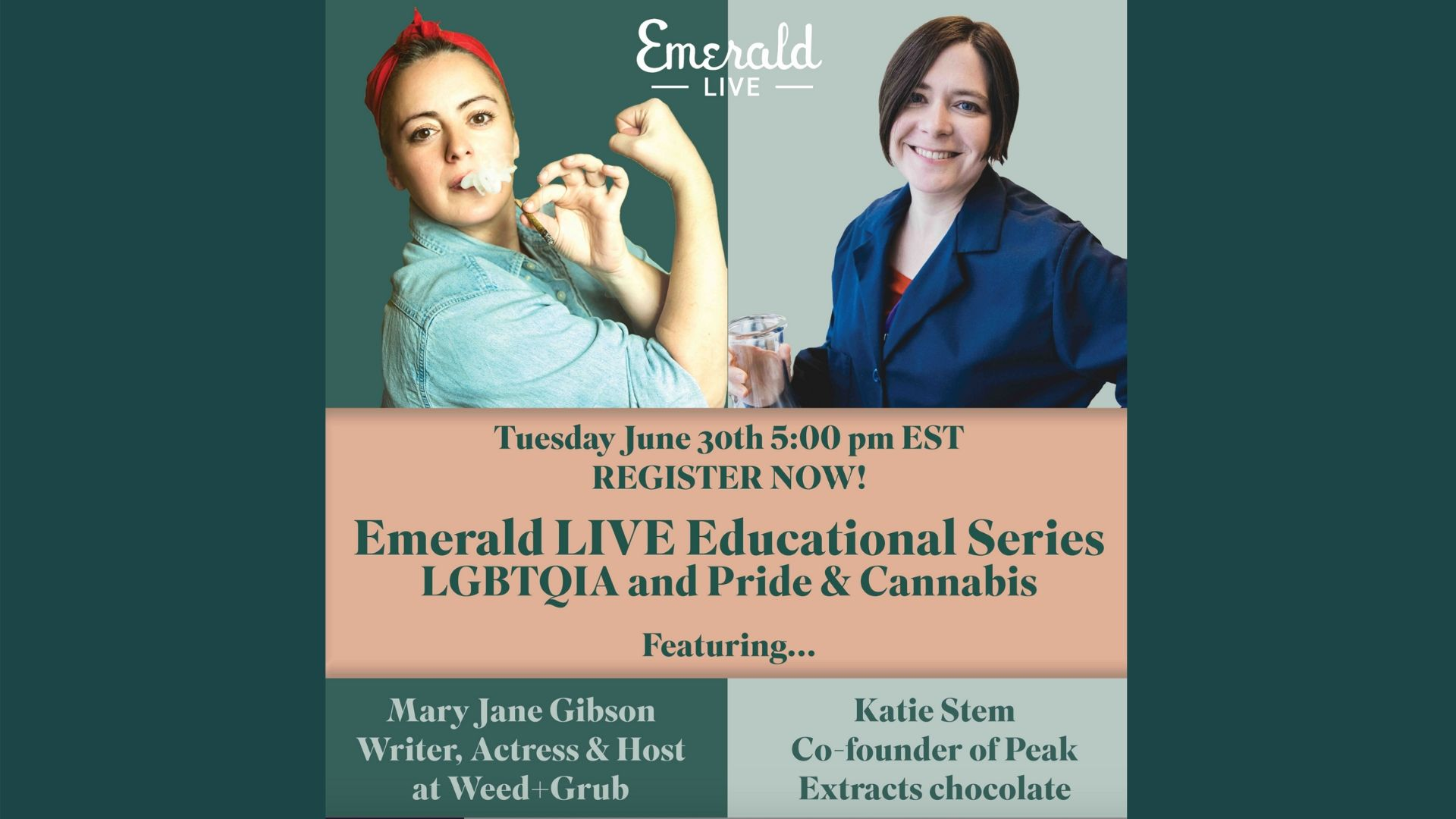 Emerald LIVE Educational Series