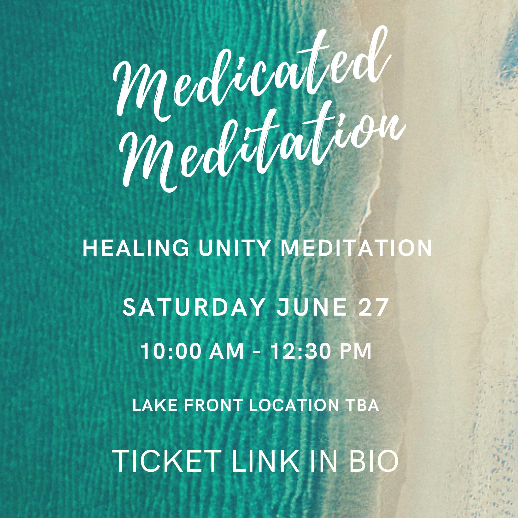 Medicated Meditation