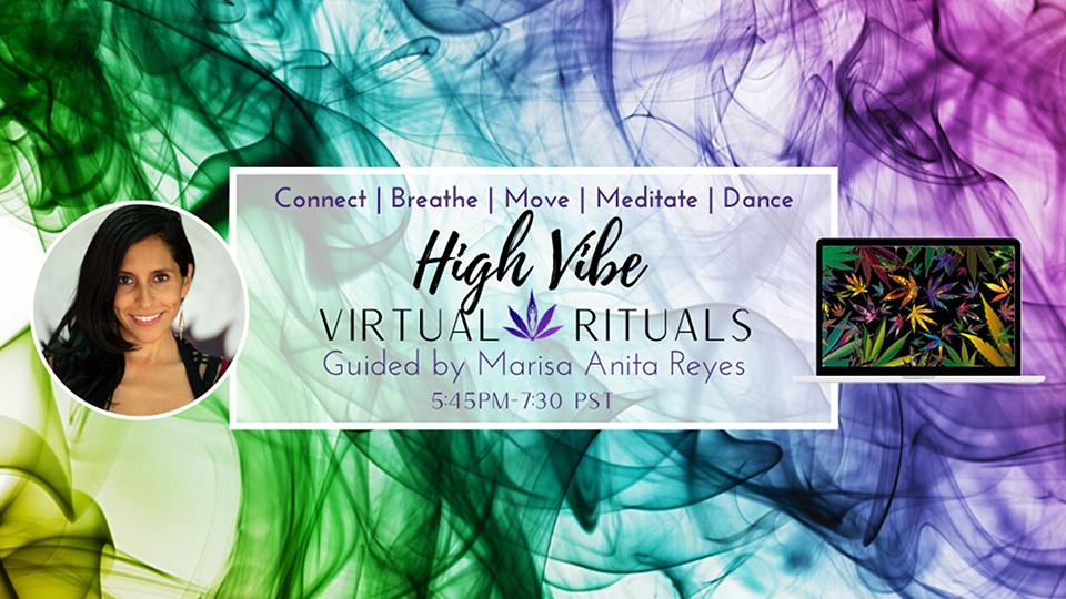 High Vibe Virtual Ritual