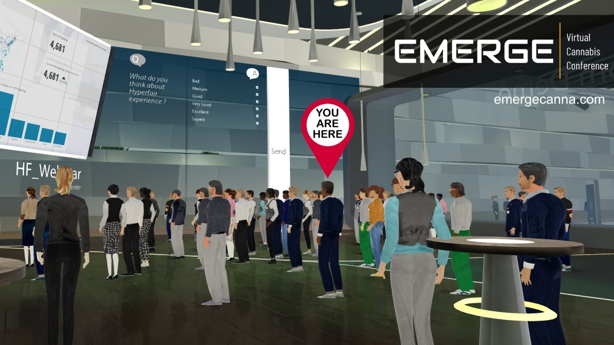 The Emerge Virtual Cannabis Conference & Expo