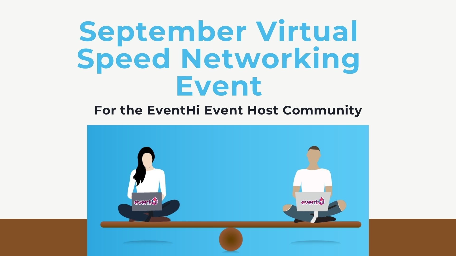 EventHi Event Host Speed Networking Event (September)