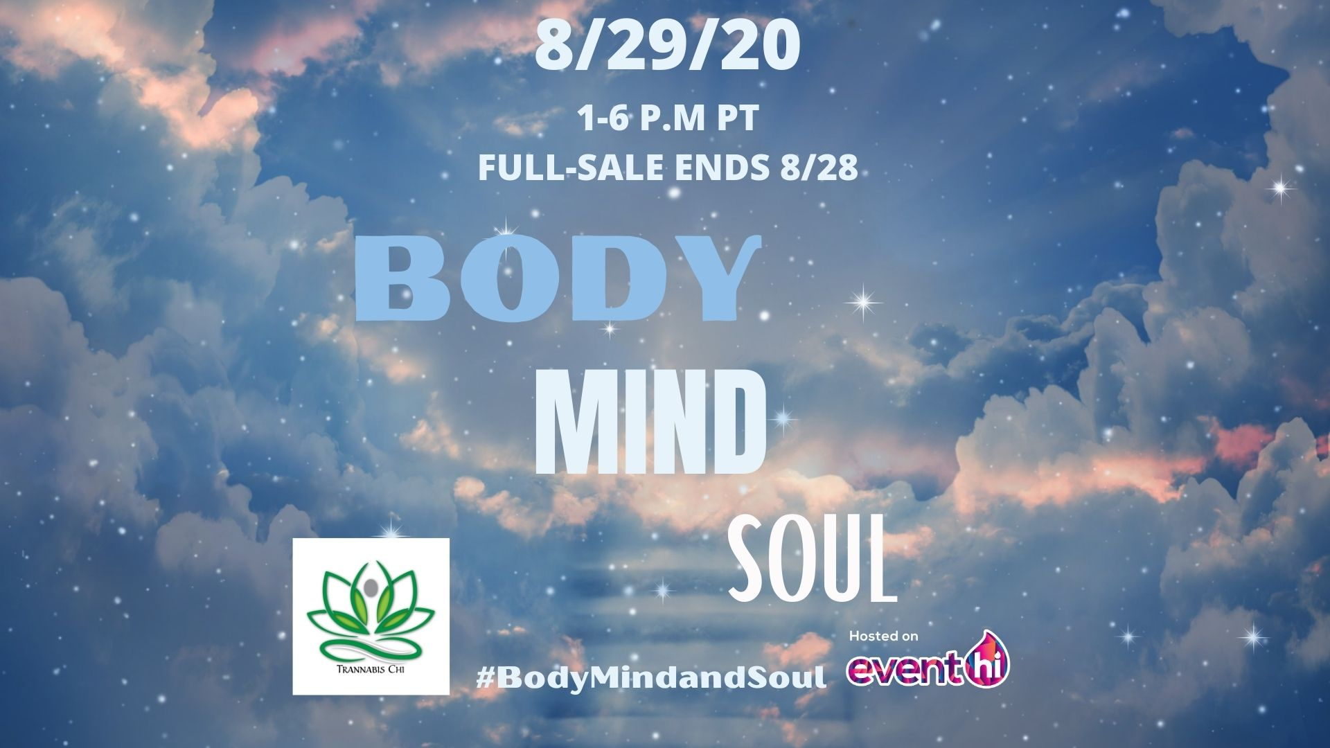 Body, Mind, and Soul: A Virtual Afternoon of Setting Intentions and Purpose