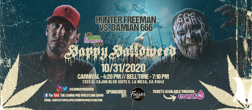 The Canna Pro Carnival