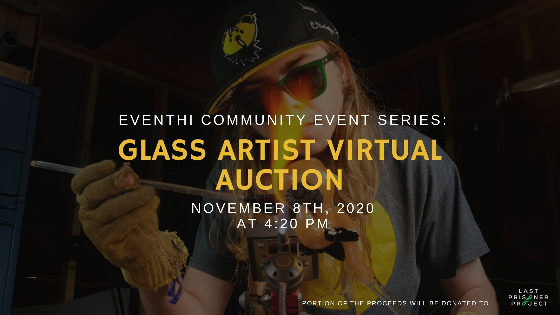 EventHi Community Event Series: Glass Art Virtual Auction
