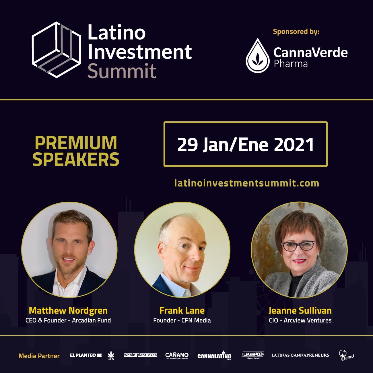 Latino Investment Summit V5 2021 - CannabizHub - Digital Pitch