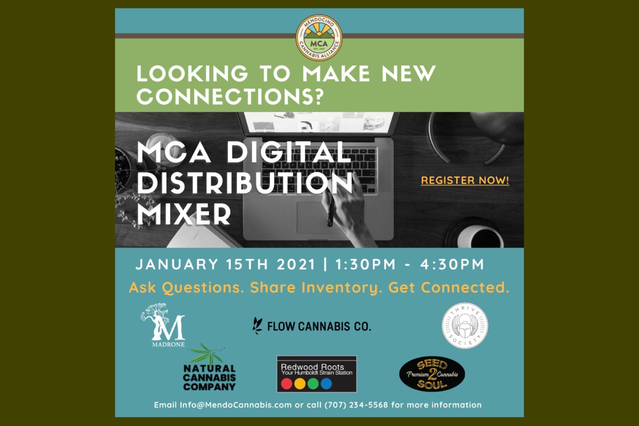 MCA Digital Distribution Mixer