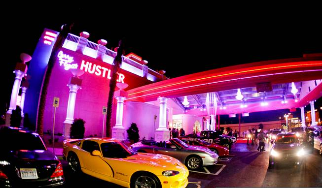 MJ Bizcon After party at The Hustler Las Vegas by Rocket Seeds
