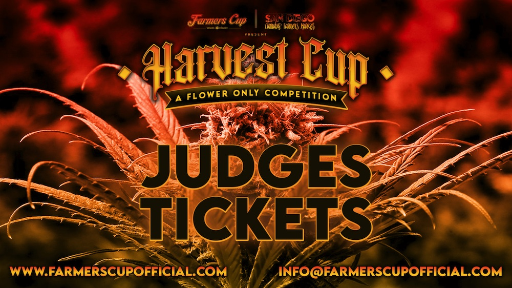 Farmers Cup Harvest Edition (Judges)