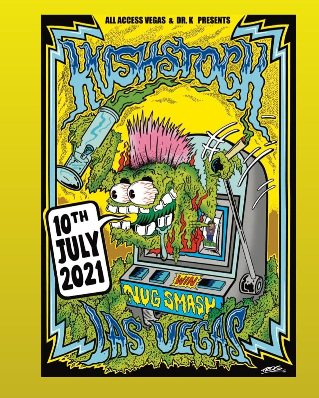 Kushstock Las Vegas