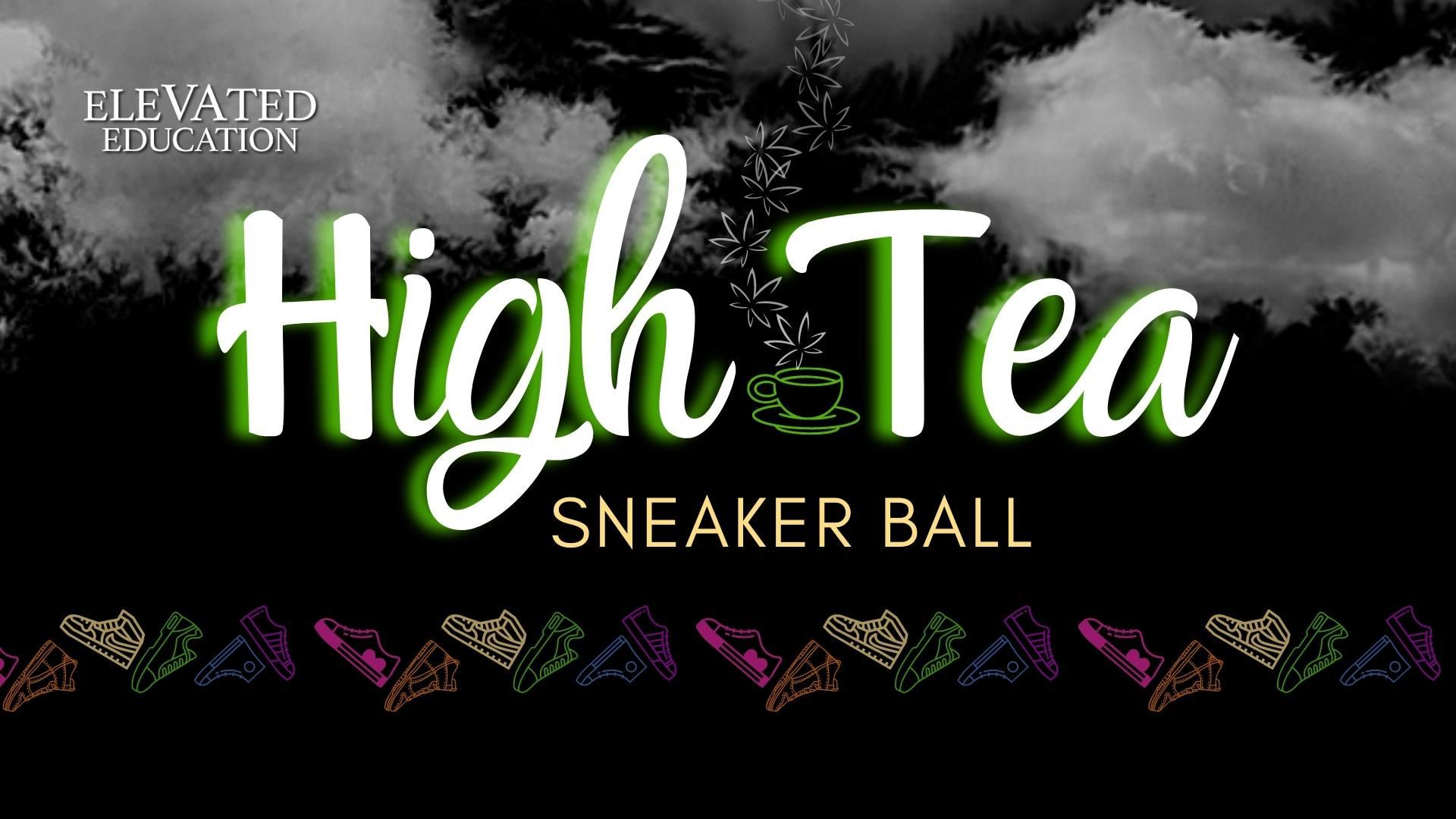 High Tea Sneaker Ball