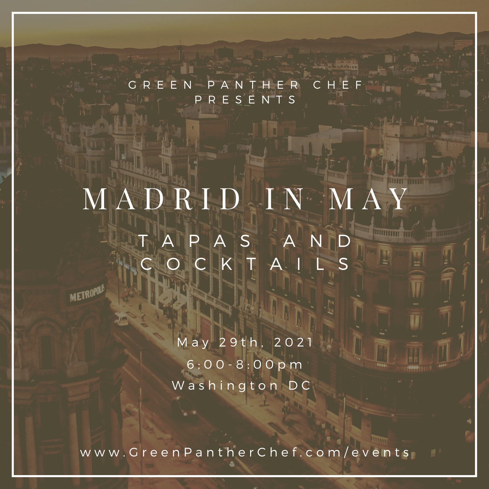 Madrid In May