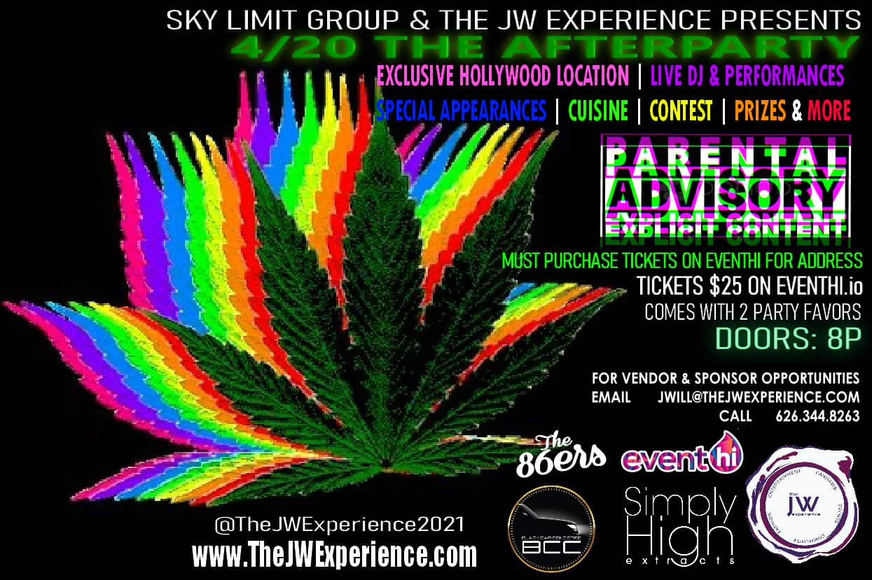 420 THE AFTERPARTY