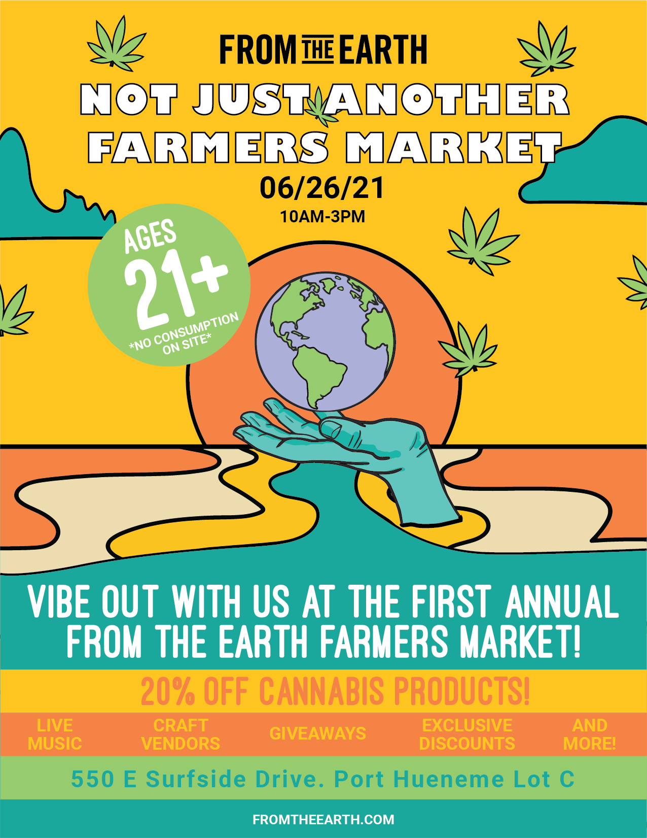 Not Just Another Farmer's Market