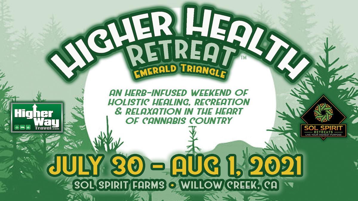 Higher Health Retreat: Emerald Triangle