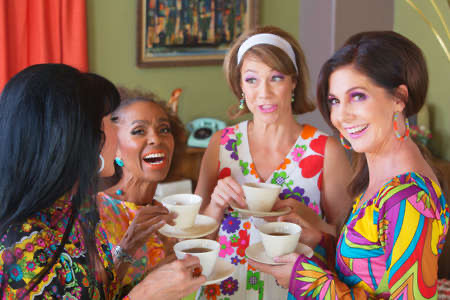 Qulture High Tea & Paint Party