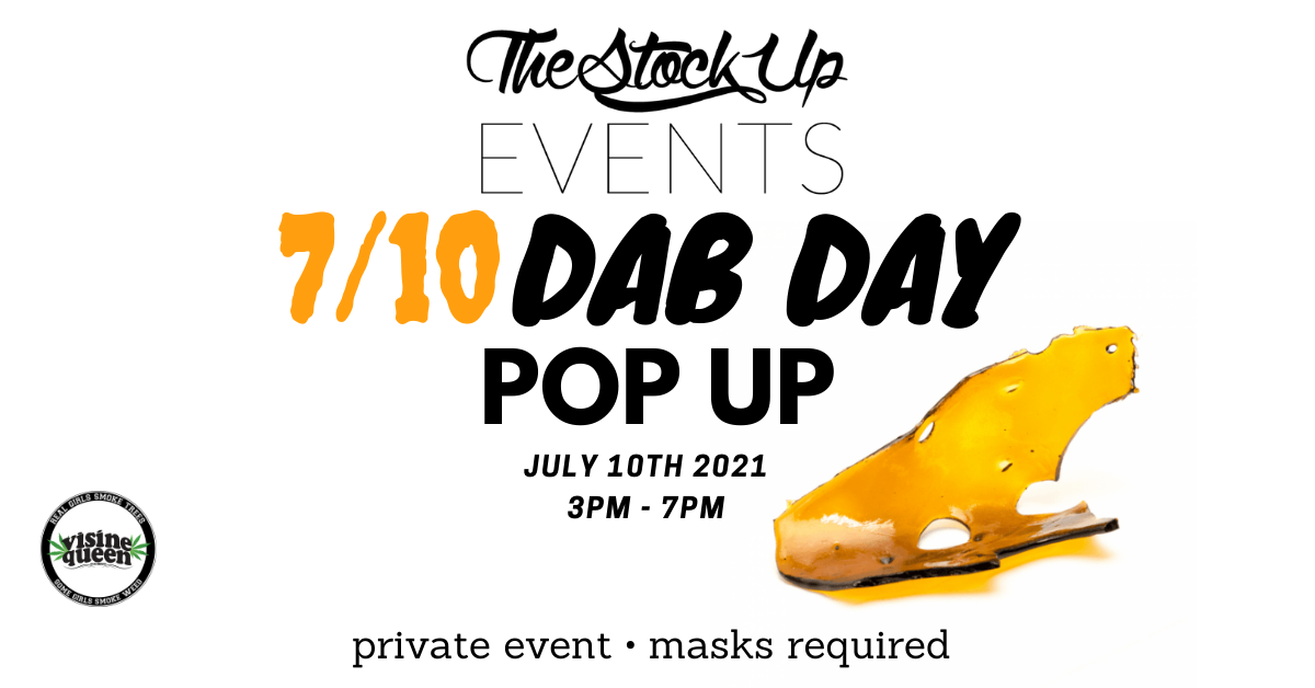 710 Pop Up by The Stock Up Events
