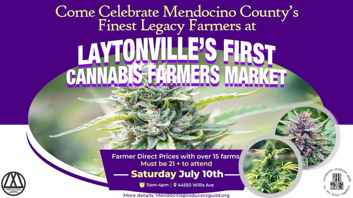 Cannabis Farmer's Market