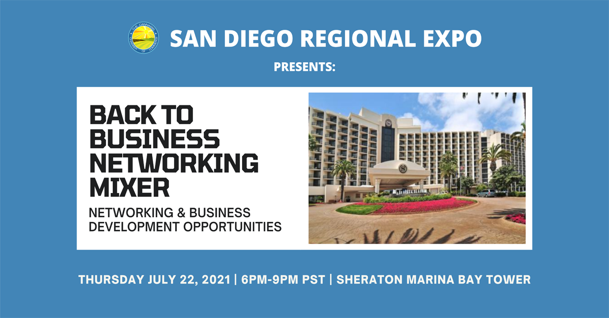 The Cannabis Chamber: Back to Business Mixer Event (San Diego)