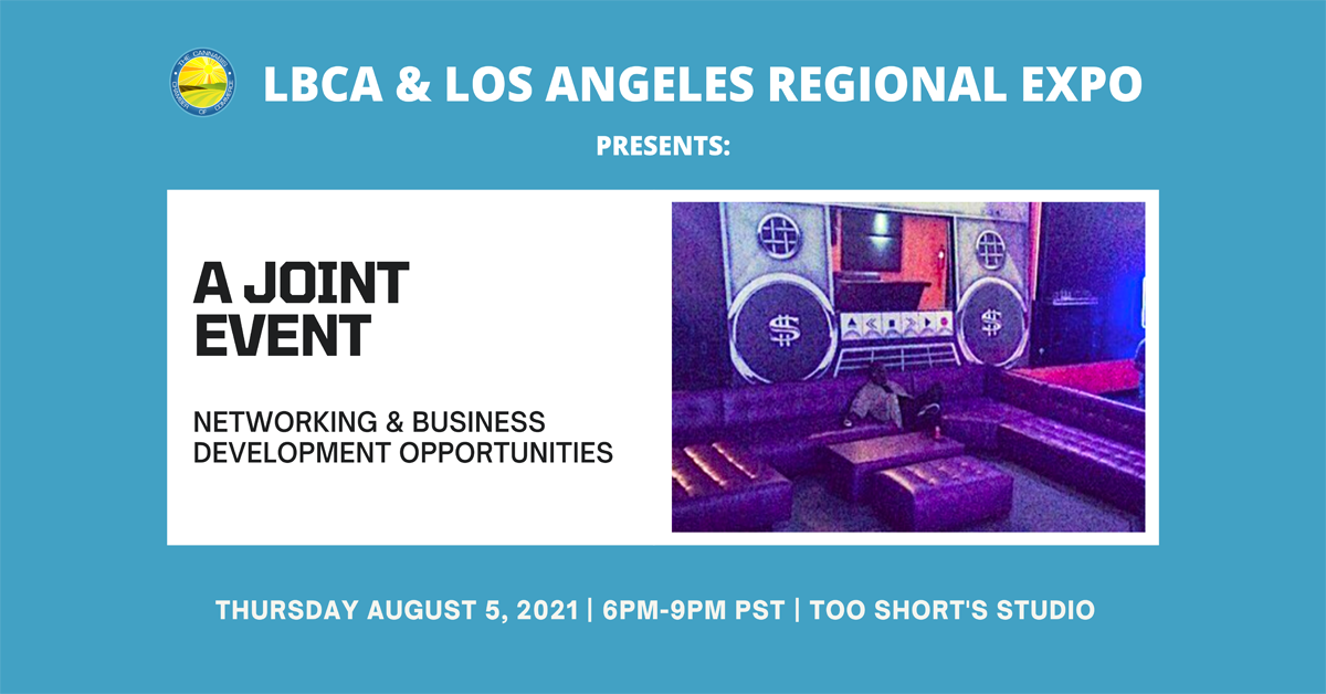 The LBCA & Cannabis Chamber: A Joint Expo Event (LA)