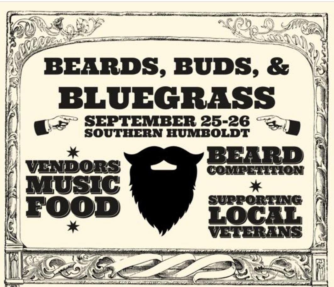 Beards, Buds, & Bluegrass