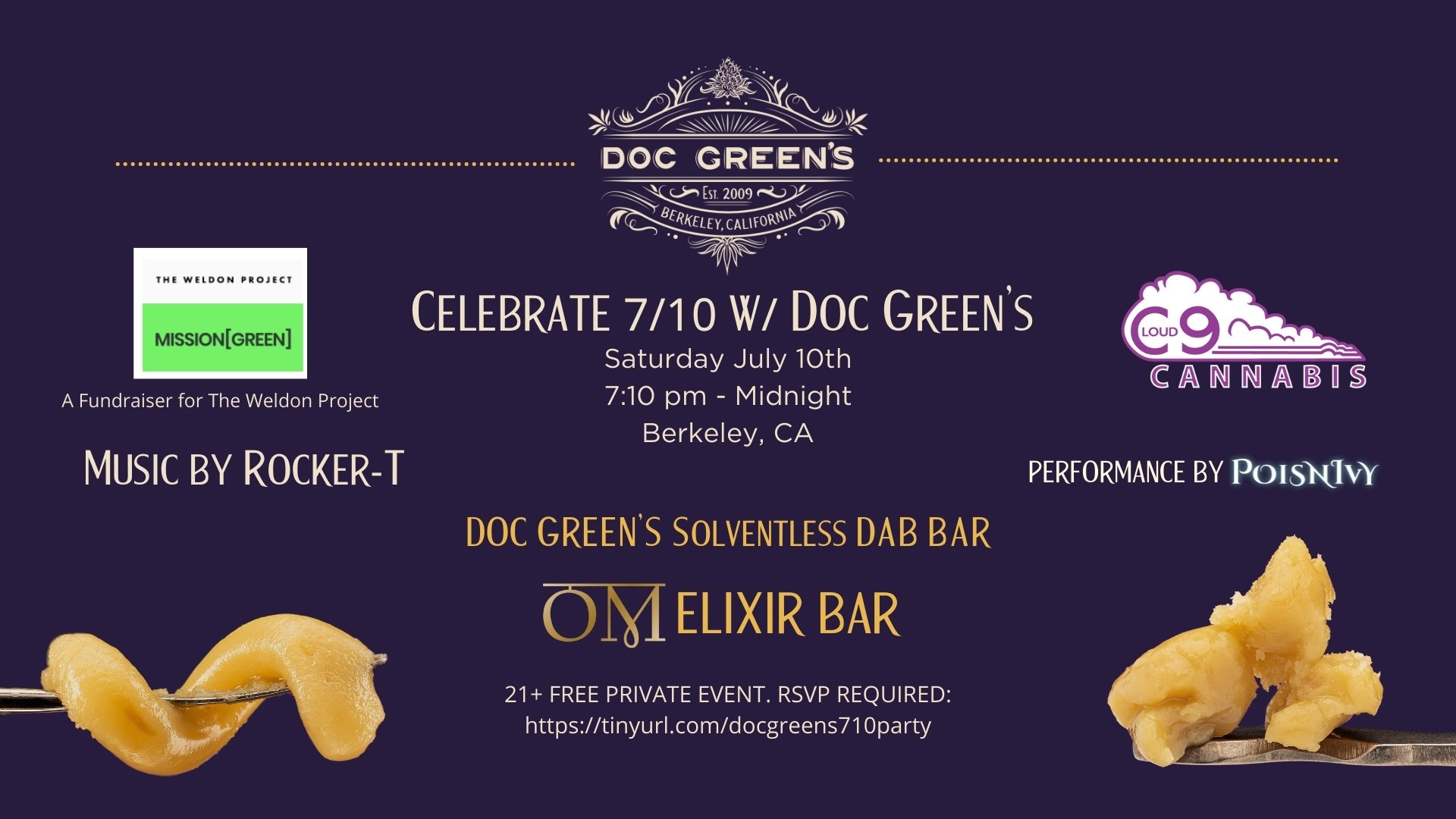 710 with Doc Green's