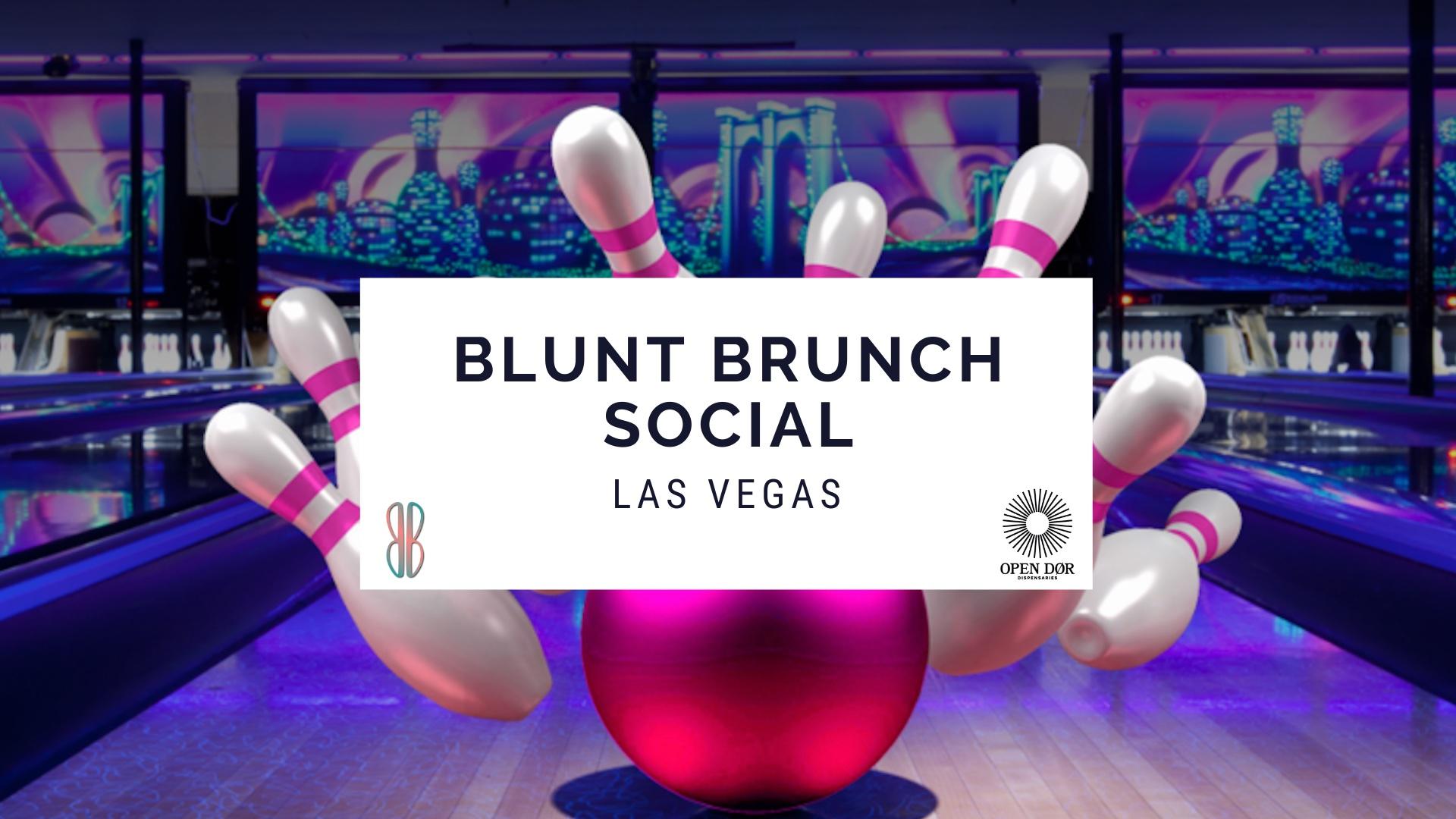 Blunt Brunch Social   Las Vegas Edition