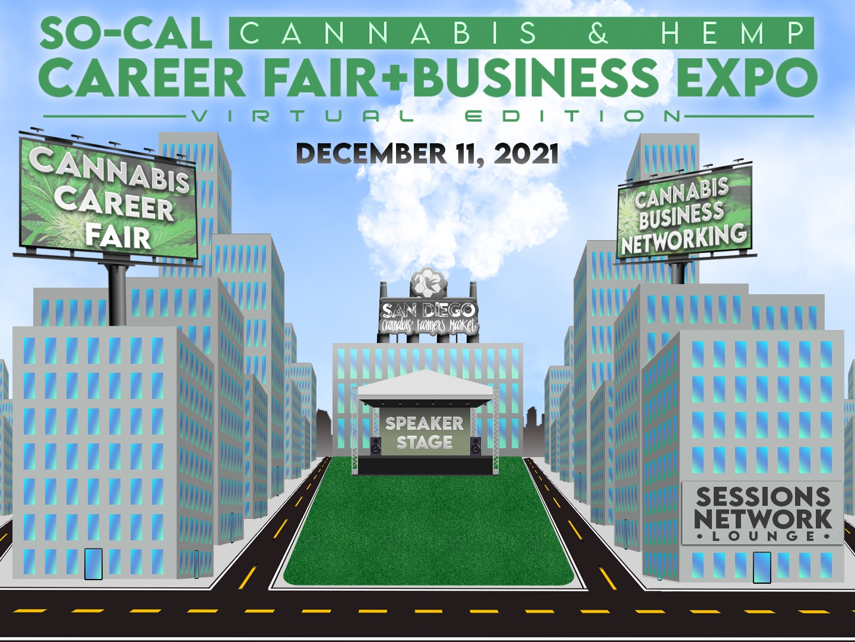 San Diego Cannabis Career Fair (Sponsorship)