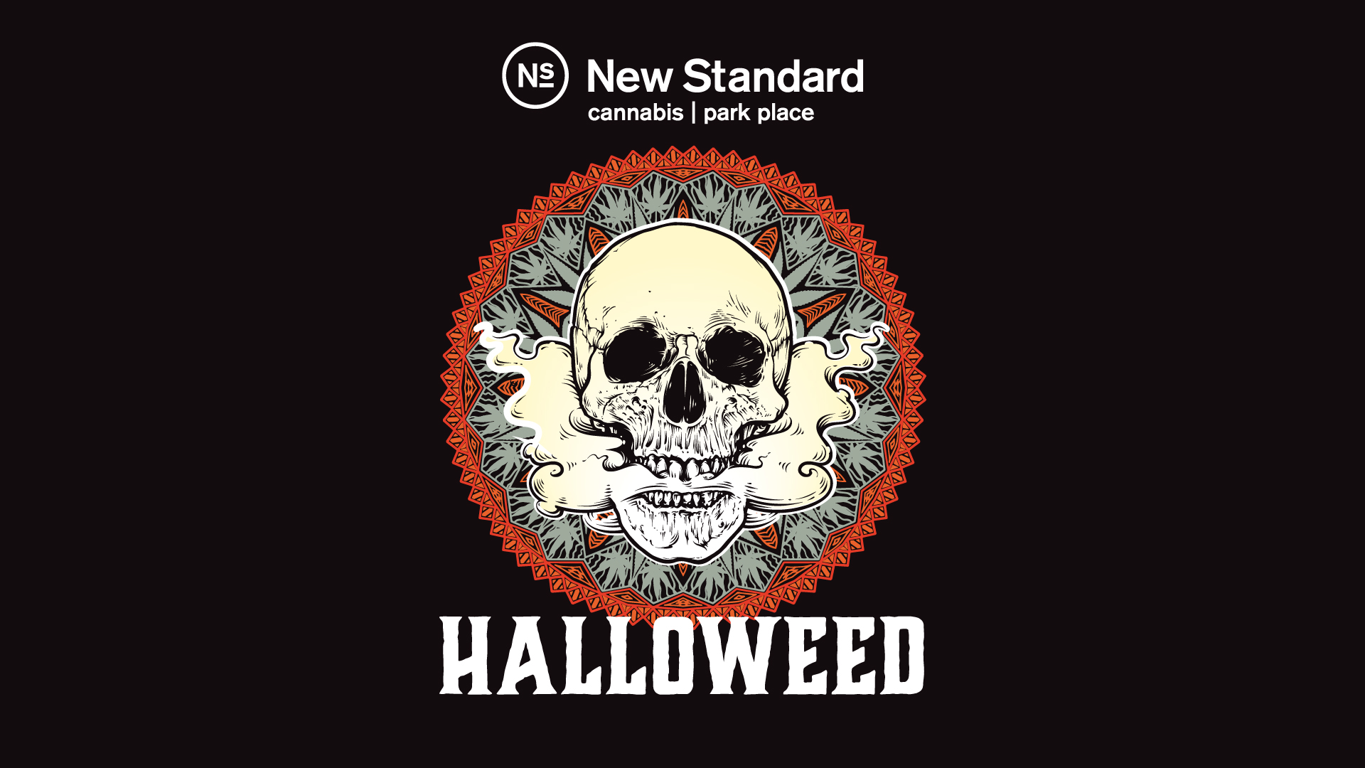 New Standard's Halloweed Party at Park Place.